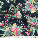 Art Gallery Rayon: Splendid Fusion - Coquet Bouquet Splendid