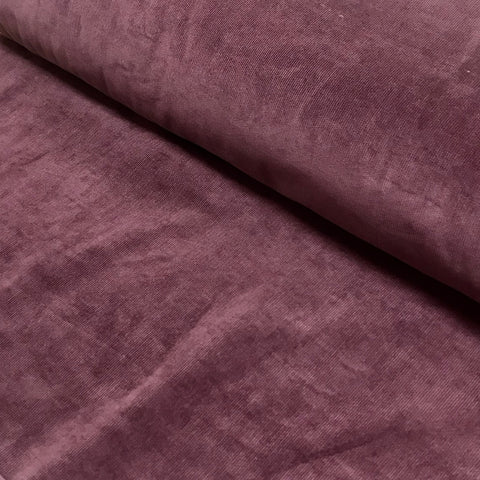 Dashwood Studio: 16 Wale Stretch Corduroy - Aubergine