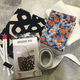 Fabricate Kit: Noodlehead Crescent Tote Bag