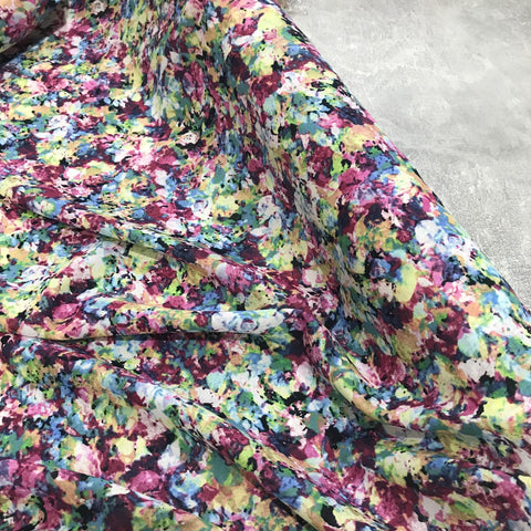 Summer Floral Cotton Voile