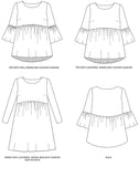 Tilly and the Buttons: Indigo Top & Dress Sewing Pattern
