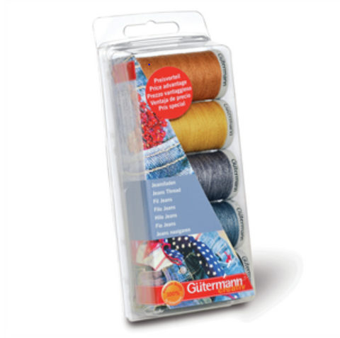 Gutermann: Jeans Thread Set