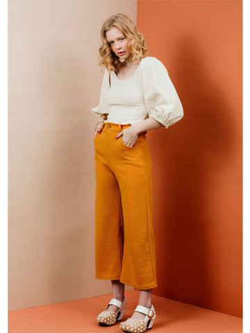 Friday Pattern Co. Joan Trousers Sewing Pattern