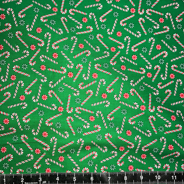 Windham Fabrics: Joy - Candy Canes