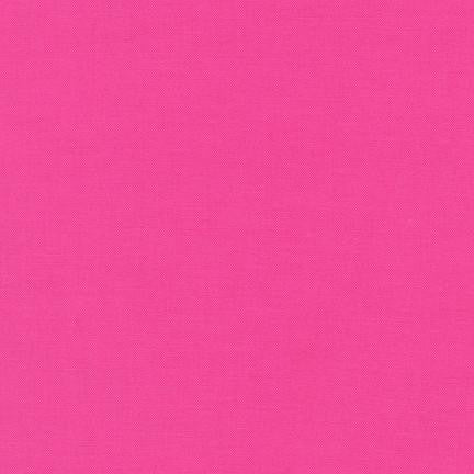 Kona Solids - Bright Pink
