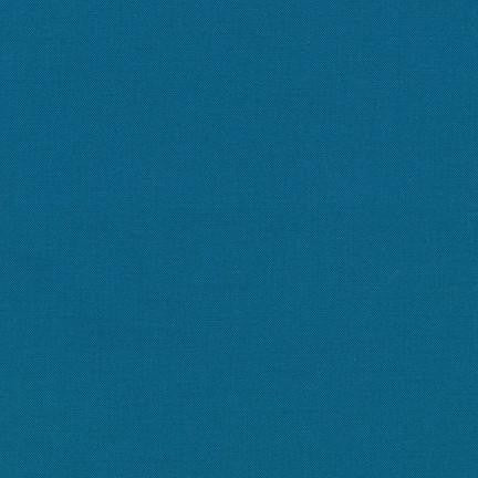 Kona Solids - Teal Blue