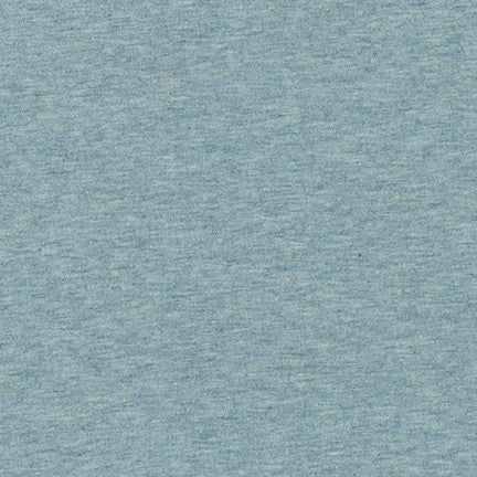 Robert Kaufman: Laguna Jersey Heather (Chambray)