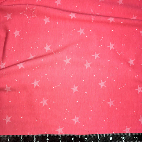 Michael Miller Cotton Jersey - Lucky Stars