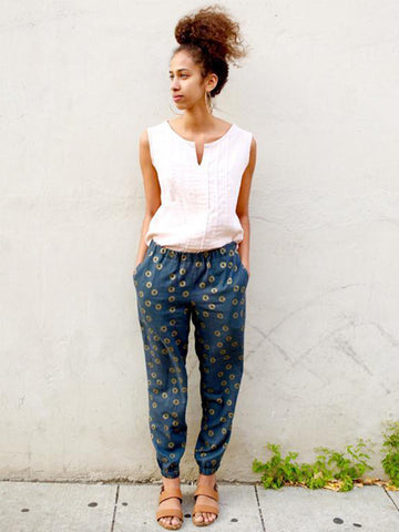 Made by Rae: Luna Pants Sewing Pattern