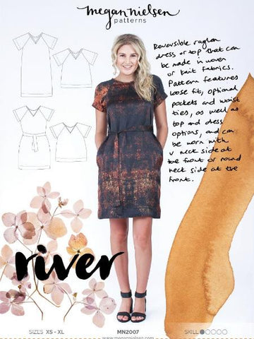 Megan Nielsen: River Dress & Top