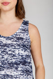 Megan Nielsen: Eucalypt Woven Tank Top & Dress Sewing Pattern