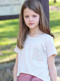 Megan Nielsen: Children's Mini Briar T-Shirt or Sweater Sewing Pattern