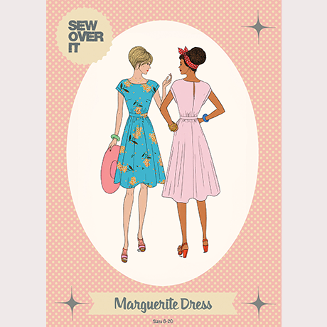 Sew Over It: Marguerite Dress Sewing Pattern