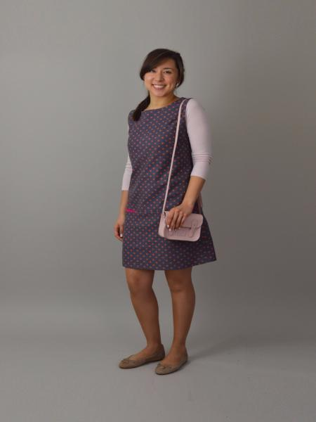 Nina Lee: Carnaby Dress Sewing Pattern