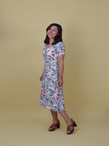 Nina Lee: Kew Dress/Skirt Sewing Pattern