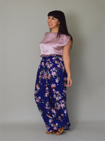 Nina Lee: Portabello Trousers Sewing Pattern