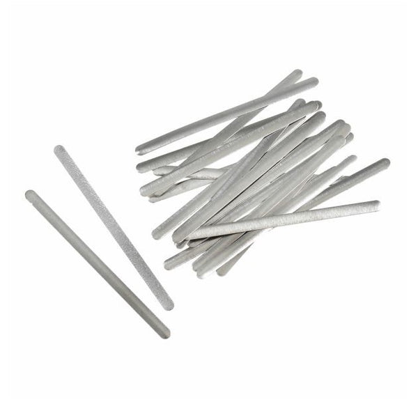 Aluminium Iron-On Nose Wire