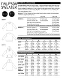 Thread Theory: Finlayson Sweater Sewing Pattern