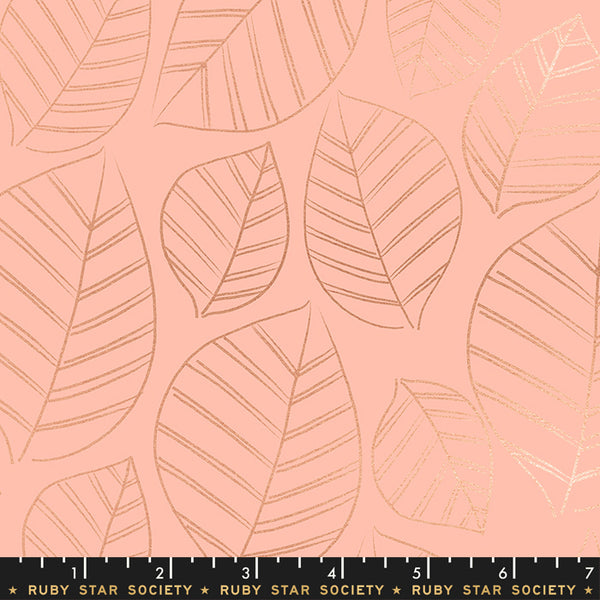 Ruby Star Society - Aviary: Leafy Peach (Collaborative Collection)