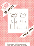 Colette Patterns: Rooibos Dress Sewing Pattern