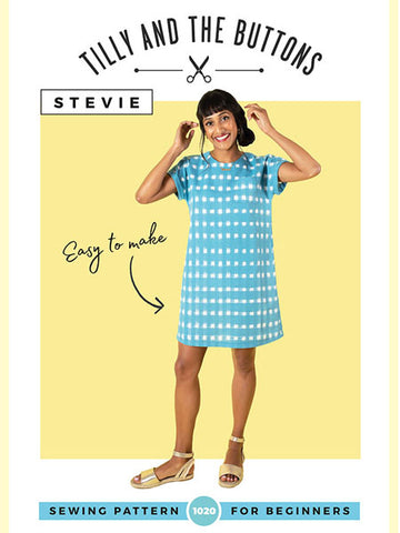 Tilly and the Buttons: Stevie Tunic Sewing Pattern