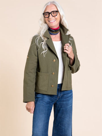 Closet Core Patterns: Sienna Maker Jacket Sewing Pattern