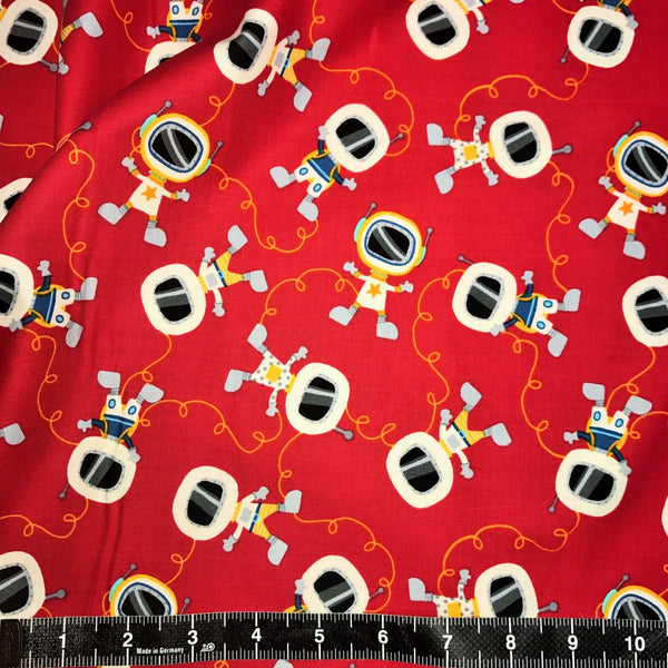 Studio E Fabrics: Space Adventure - Spacemen