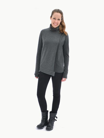 Hey June Handmade: The Tallinn Sweater Sewing Pattern (PDF Only)