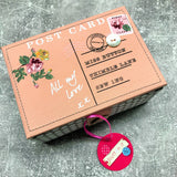 Button It: Vintage Postcard Starter Kit