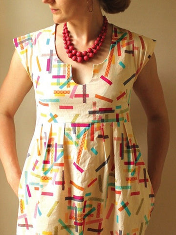 Made By Rae: Washi Dress/Top Sewing Pattern