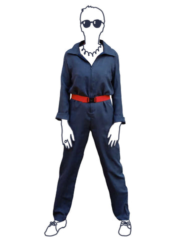 Alice & Co: Intrepid Boiler Suit Sewing Pattern (PDF Only)