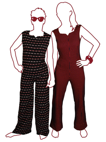 Alice & Co: Jump Up Suit Sewing Pattern (PDF Only)