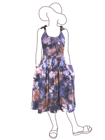 Alice & Co: Regatta Dress Sewing Pattern (PDF Only)