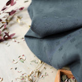 Atelier Brunette: Diamond Smokey Fabric
