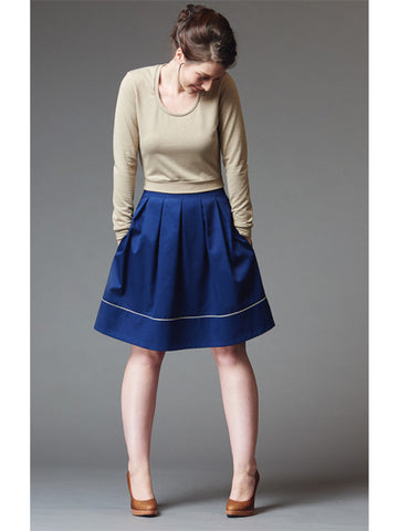 Deer & Doe: Chardon Skirt Sewing Pattern