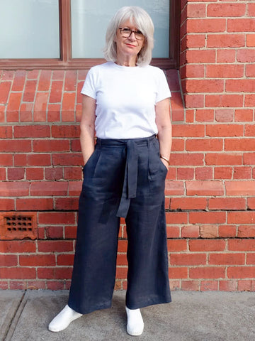 Style Arc: Clare Pants Sewing Pattern