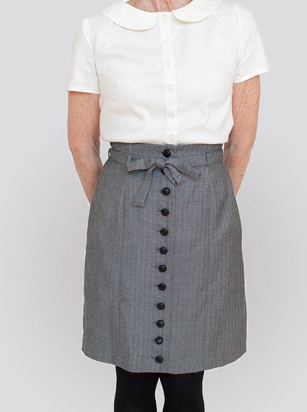 Colette Patterns: Beignet Skirt Sewing Pattern
