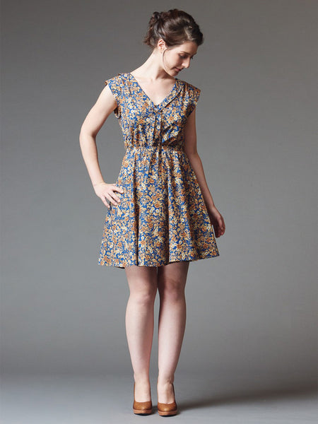 Deer & Doe: Reglisse Dress Sewing Pattern