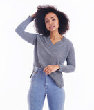 Sew House Seven: Tabor V-Neck Sweater/T-Shirt Sewing Pattern