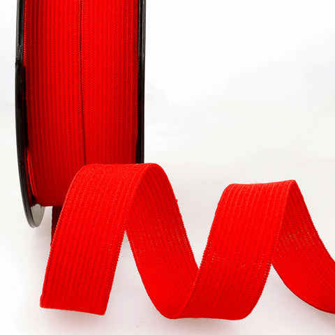Elastic Ribbon: 5mm (5 Colours Available)