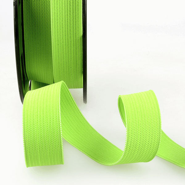 Elastic Ribbon: 20mm (4 Colours Available)