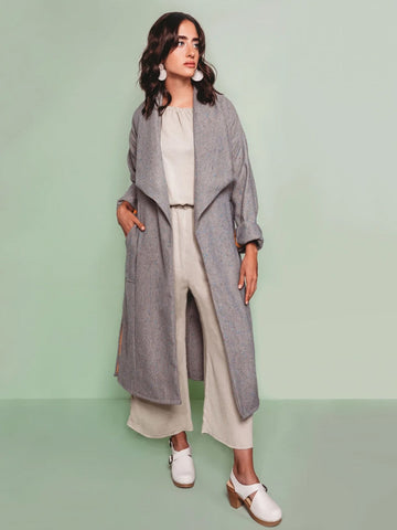Friday Pattern Co: Cambria Duster Sewing Pattern