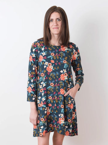 Grainline Studio: Farrow Dress Sewing Pattern