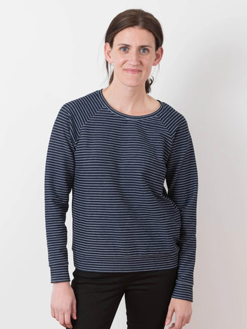 Grainline Studio: Linden Sweatshirt Sewing Pattern