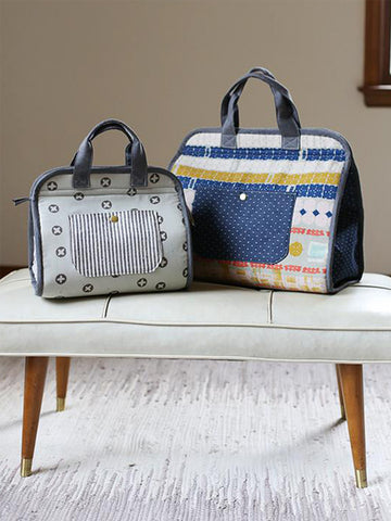 Noodlehead: Maker's Tote Bag Sewing Pattern