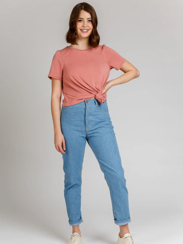 Megan Nielsen: Dawn Jeans 4 in 1 Sewing Pattern