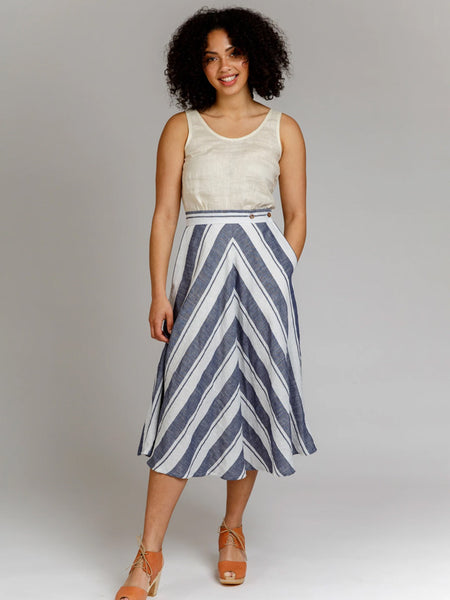 Megan Nielsen: Wattle Skirt Sewing Pattern