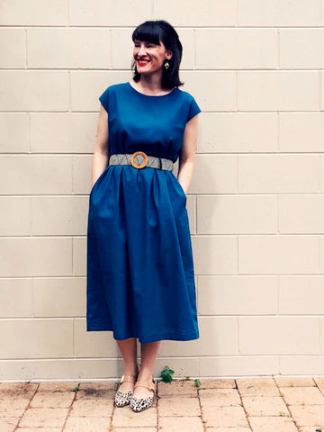 Style Arc: Montana Midi Dress Sewing Pattern
