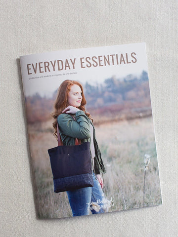 Noodlehead: Everyday Essentials Bagmaking Book