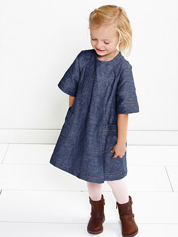 Oliver + S: Carousel Dress Sewing Pattern